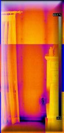 Infrared Thermal Imagery Locate Camera Detect Mold Water Heat
